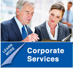 Search services for corporate executive positions
